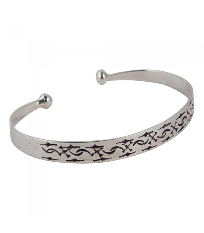 bracelet touareg femme en argent estamp pour femme et homme. Black Bedroom Furniture Sets. Home Design Ideas