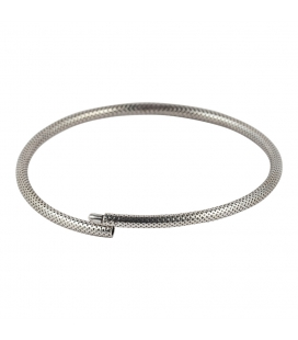 BERBER SILVER BANGLE, MEN AND WOMEN