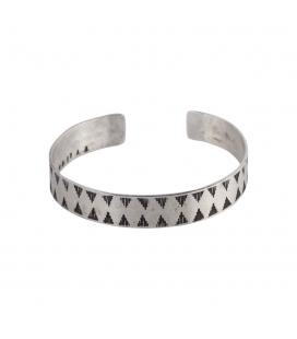 """Bracelet """"Band"""" SL bijoux Créations , en Argent 925 estampé, fait main, pour femme"""