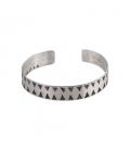 SL Bijoux Creations 2 bars Bracelet, Silver 925, for women